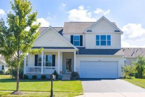 Property for sale at 3264 Benbrook Pond Drive, Hilliard,  OH 43026