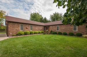 独户住宅 为 销售 在 4041 West Jefferson Kiousville 4041 West Jefferson Kiousville London, 俄亥俄州 43140 美国