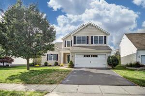 Property for sale at 1837 Chiprock Drive, Marysville,  OH 43040