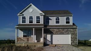 Property for sale at 1110 Burrow Court, Marysville,  OH 43040