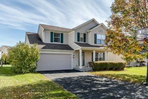 Property for sale at 382 Moss Court, Marysville,  OH 43040