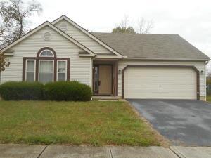 独户住宅 为 销售 在 1456 Magoffin 1456 Magoffin Obetz, 俄亥俄州 43207 美国