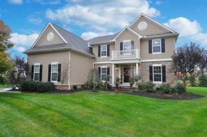 Single Family Home for Sale at 6888 Jennifer Ann 6888 Jennifer Ann Lewis Center, Ohio 43035 United States