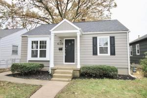 Property for sale at 639 E Jeffrey Place, Columbus,  OH 43214
