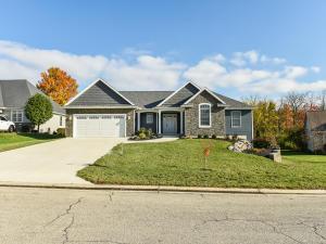 Casa Unifamiliar por un Venta en 708 Stone Hollow 708 Stone Hollow Bellefontaine, Ohio 43311 Estados Unidos