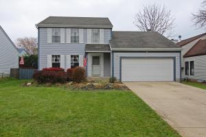 Property for sale at 1248 Tranquil Drive, Worthington,  OH 43085