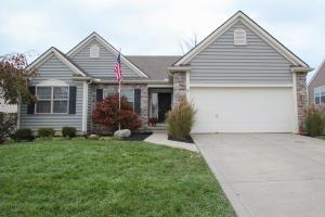 Single Family Home for Sale at 352 Rolling Acre 352 Rolling Acre Lithopolis, Ohio 43136 United States