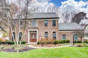 Property for sale at 4817 Canterwood Court, Hilliard,  OH 43026