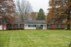 Single Family Home for Sale at 3706 Township Road 115 3706 Township Road 115 Mount Gilead, Ohio 43338 United States