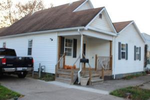 Single Family Home for Sale at 537 Poplar 537 Poplar Nelsonville, Ohio 45764 United States