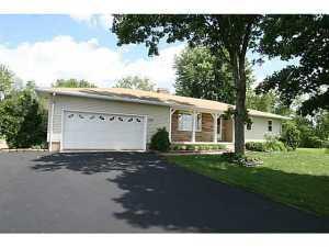 Single Family Home for Sale at 7324 Porter Central 7324 Porter Central Centerburg, Ohio 43011 United States