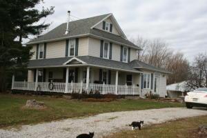 独户住宅 为 销售 在 4563 County Road 101 4563 County Road 101 Mount Gilead, 俄亥俄州 43338 美国