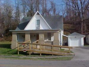 Casa Unifamiliar por un Venta en 104 Dumold 104 Dumold New Straitsville, Ohio 43766 Estados Unidos