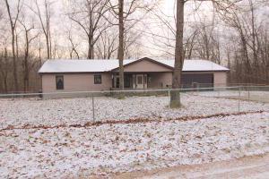 独户住宅 为 销售 在 6391 Mountain Ash 6391 Mountain Ash Glouster, 俄亥俄州 45732 美国