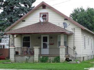 Casa Unifamiliar por un Venta en 219 Blanchard Street 219 Blanchard Street Findlay, Ohio 45840 Estados Unidos