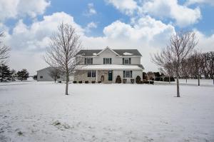 独户住宅 为 销售 在 6601 Thomas 6601 Thomas London, 俄亥俄州 43140 美国