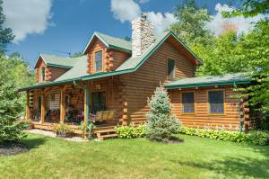 独户住宅 为 销售 在 7326 State Route 19 7326 State Route 19 Mount Gilead, 俄亥俄州 43338 美国