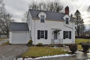 Single Family Home for Sale at 97 Center 97 Center Milford Center, Ohio 43045 United States