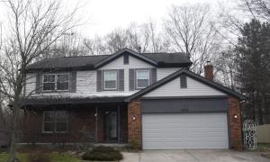 Property for sale at 1533 Buck Trail Lane, Worthington,  OH 43085