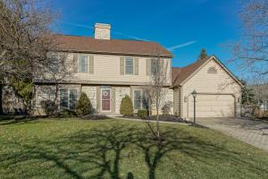 Property for sale at 4163 Checkerberry Court, Hilliard,  OH 43026