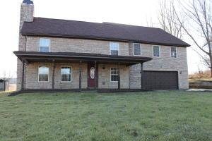 Single Family Home for Sale at 5519 Licking Valley 5519 Licking Valley Nashport, Ohio 43830 United States