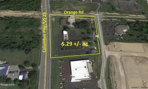Property for sale at 100 &136 E Orange Road, Lewis Center,  OH 43035