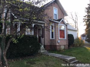 Casa Unifamiliar por un Venta en 419 Oakwood 419 Oakwood Bucyrus, Ohio 44820 Estados Unidos