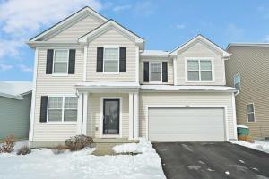 Casa Unifamiliar por un Venta en 5964 Breigha 5964 Breigha Galloway, Ohio 43119 Estados Unidos