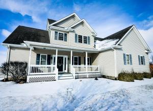 Casa Unifamiliar por un Venta en 4190 Ford 4190 Ford Ashville, Ohio 43103 Estados Unidos