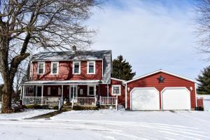 独户住宅 为 销售 在 5999 County Road 9 5999 County Road 9 Edison, 俄亥俄州 43320 美国