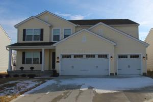 Single Family Home for Sale at 171 Chestnut Commons 171 Chestnut Commons Commercial Point, Ohio 43116 United States