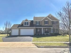 Property for sale at 6157 Ryan Woods Way, Hilliard,  OH 43026