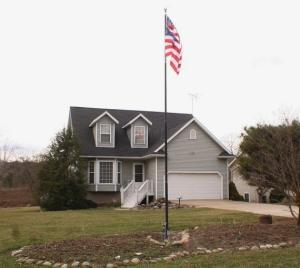 Casa Unifamiliar por un Venta en 2851 Apple Valley 2851 Apple Valley Howard, Ohio 43028 Estados Unidos