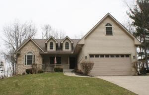 Casa Unifamiliar por un Venta en 630 Kingsview 630 Kingsview Howard, Ohio 43028 Estados Unidos