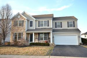 Property for sale at 736 Stallion Way, Marysville,  OH 43040