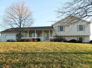 Single Family Home for Sale at 3680 Creamery 3680 Creamery Nashport, Ohio 43830 United States