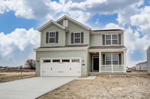 Casa Unifamiliar por un Venta en 202 Rosewood 202 Rosewood Commercial Point, Ohio 43116 Estados Unidos