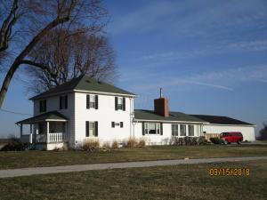 Single Family Home for Sale at 1713 State Route 229 1713 State Route 229 Ashley, Ohio 43003 United States