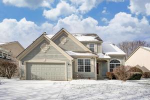 独户住宅 为 销售 在 741 Aldengate 741 Aldengate Galloway, 俄亥俄州 43119 美国