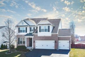 Property for sale at 1608 Adena Pointe Drive, Marysville,  OH 43040