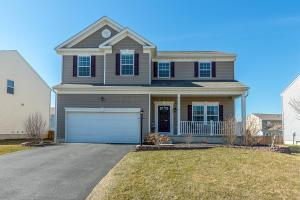 Property for sale at 227 Weeping Willow Run Drive, Johnstown,  OH 43031