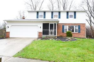 Property for sale at 2140 Rosalie Circle, Columbus,  OH 43235
