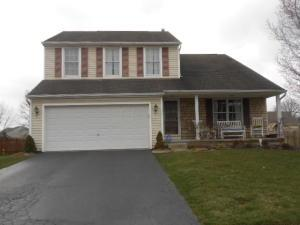 Property for sale at 467 Heartland Meadows Court, Sunbury,  OH 43074