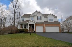Property for sale at 3133 Autumn Applause Drive, Lewis Center,  OH 43035