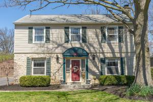 Property for sale at 1624 Guilford Road, Upper Arlington,  OH 43221