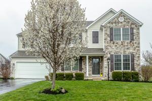 Property for sale at 1439 Summersweet Circle, Lewis Center,  OH 43035