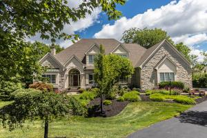 Property for sale at 1530 Brittingham Lane, Powell,  OH 43065
