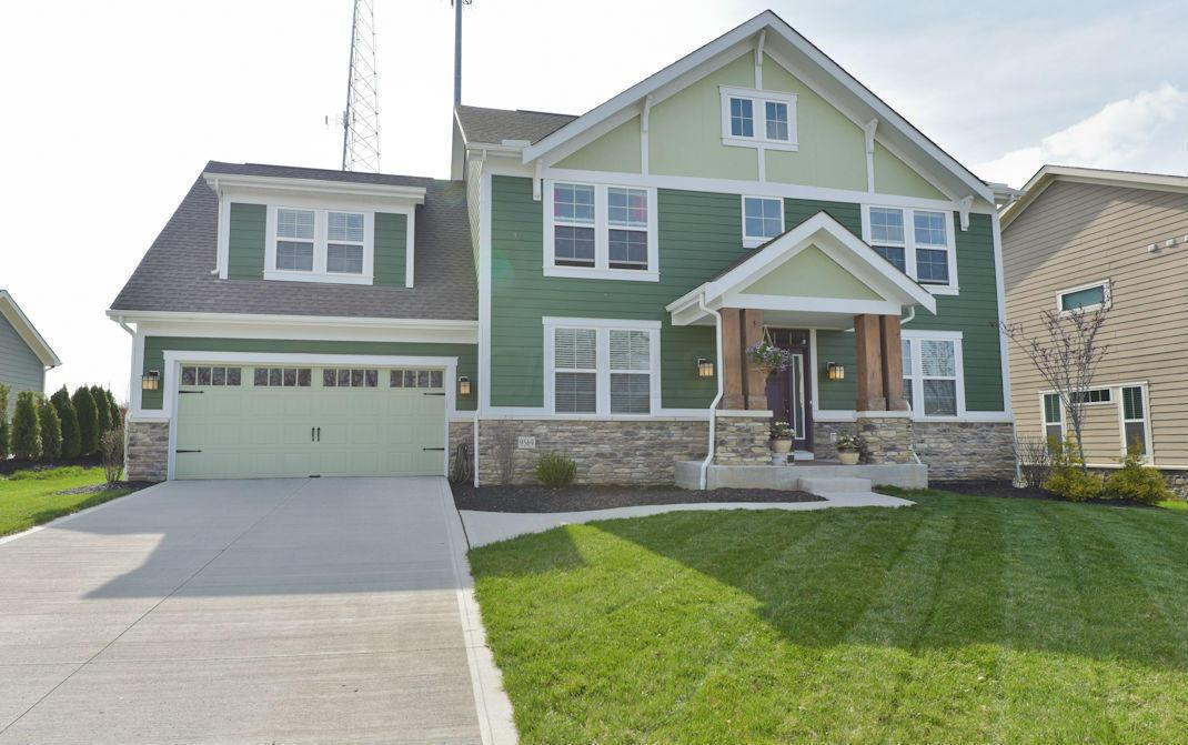 Photo of home for sale at 9569 Persimmon Place, Plain City OH