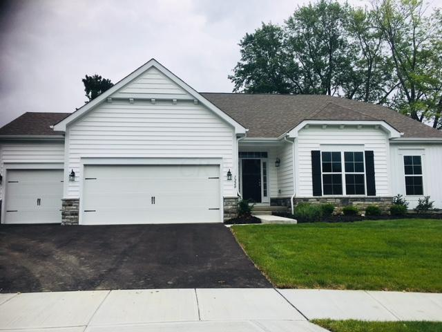 Photo of home for sale at 1220 Denmark Place, Westerville OH