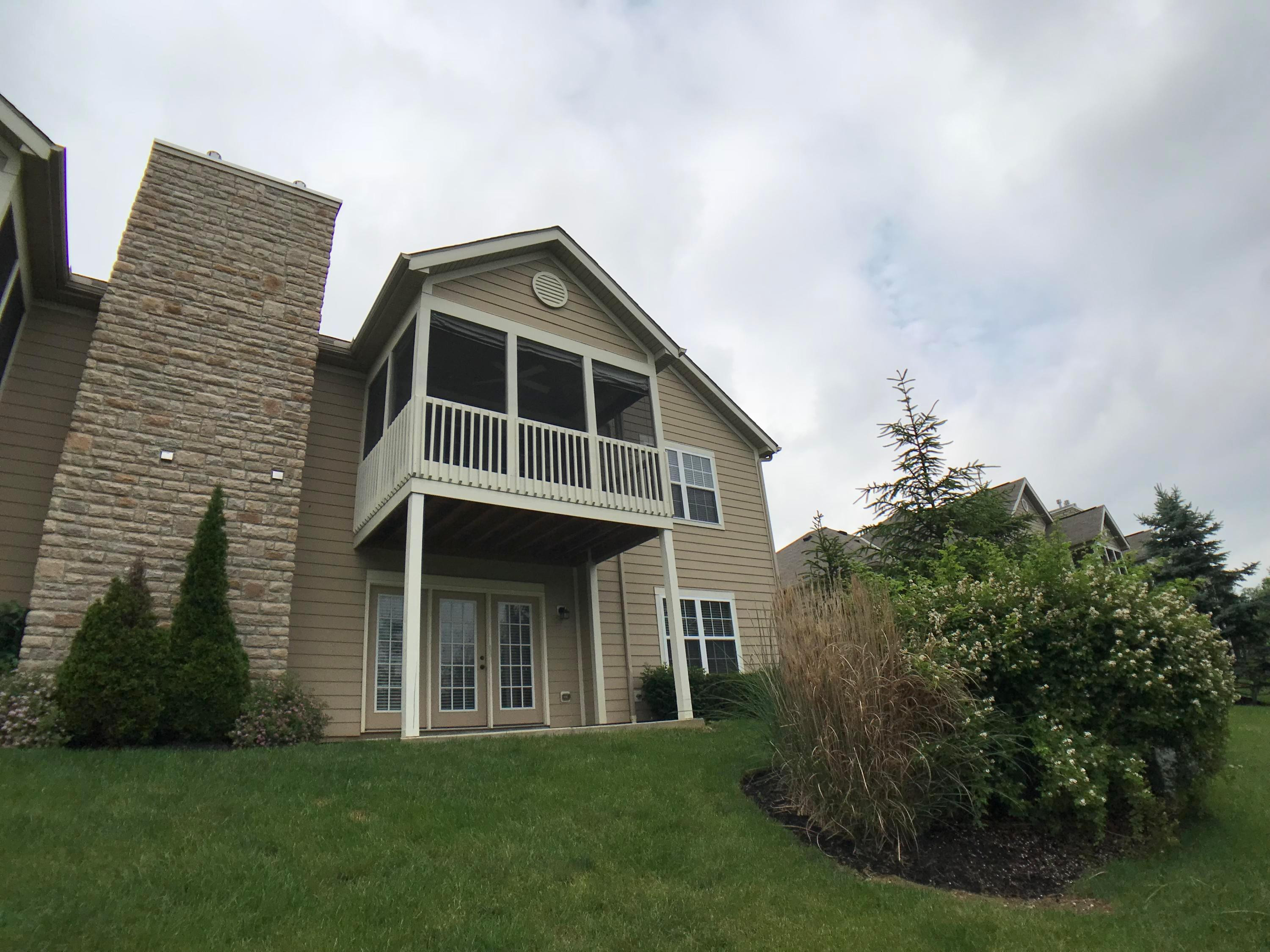 Photo of home for sale at 7281 Kirklington Street, Lewis Center OH